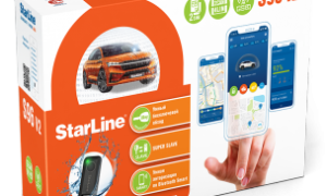 StarLine S96 V2 BT 2CAN 4LIN GSM