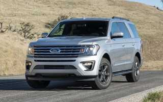 Ford Expedition IV 2019-2020: цена, комплектации, характеристики